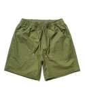 파르티멘토(PARTIMENTO) Cotton Half Pants Khaki