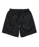 파르티멘토(PARTIMENTO) Cotton Half Pants Black