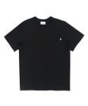 247 서울(247 SEOUL) STANDARD POCKET TEE [BLACK]