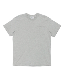 247 서울(247 SEOUL) STANDARD POCKET TEE [GREY]