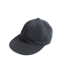 247 서울(247 SEOUL) NYLON 6 PANEL BALL CAP [DEEP GREY]