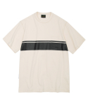 유니폼브릿지(UNIFORM BRIDGE) pocket line tee ivory