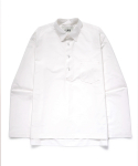 슬립워커(SLWK) WIDE SLEEVE POPOVER SHIRT [WHITE]