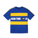 베테제(VETEZE) Retro Side Point T-shirt (Big Logo) - BL