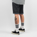 로커드(LOKWARD) ONE WASHED SHORTS (DEEP GREY)