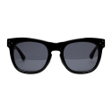 애쉬크로프트(ASHCROFT) Clark - 01 Sunglasses (Smoke Black)