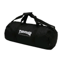 THRASHER LOGO DUFFEL BAG (W/ BOARDSTRAPS)