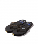 라디얼() RADIALL / BEACH BUM SANDAL / BLACK