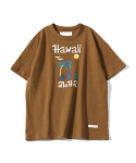 Aloha Hawaii T-Shirts (Brown)