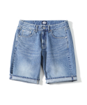 제로() Selvedge Easy Shorts