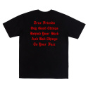 굿펠라즈(GOODFELLAS) True Friend T-shirt Black