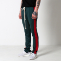 [EPTM] TECHNO TRACK PANTS (GREEN/RED)