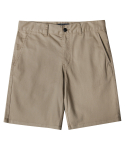 모디파이드() M#1319 modified cotton basic shorts (beige)