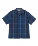 더 스타일리스트 재팬(THE STYLIST JAPAN) THE STLIST JAPAN / SHIRTS / INDIGO CHECK