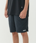 인사일런스(INSILENCE) Silence Lounge Shorts (Black)