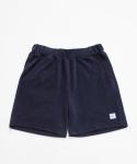로얄위(THE ROYAL 'WE) TERRY SHORTS NAVY