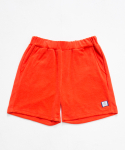 로얄위(THE ROYAL 'WE) TERRY SHORTS ORANGE