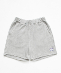 로얄위(THE ROYAL 'WE) TERRY SHORTS GREY