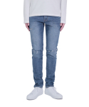 AYC Medium Wash Destroyed Jeans 1705 / 아영상사 중청 디스진 1705