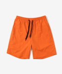 레이어 유니온(LAYER UNION) BAND FATIGUE SHORTS ORANGE