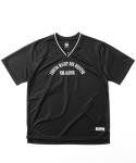어반스터프(URBANSTOFF) USF CP FOOTBALL JERSEY  BLACK