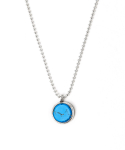 USF CP 925 REVERSIBLE NECKLACE TURQUOISE