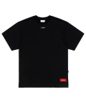 스티그마(stigma) K.SWISS X STIGMA SCRATCH OVERSIZED T-SHIRTS BLACK