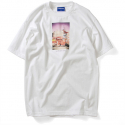 라파예트 Lafayette × DEE - CANT JUMP TIL YOU JUMP TEE WHITE