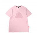 캉골(KANGOL) Casual Sleeves T 2563 PINK