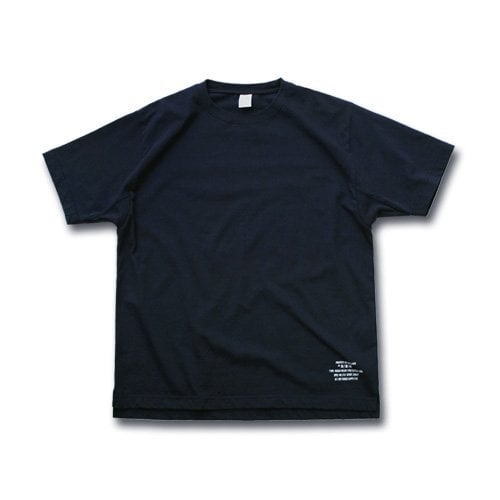스웰맙_swellmob easy sport t-shirts ver.2 -navy-