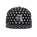 블랙스케일(BLACK SCALE) BLACK SCALE KNIGHT ALL STAR SNAPBACK (BLACK)