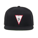블랙스케일(BLACK SCALE) BLACK SCALE Etymology Snapback (Black)