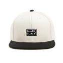 블랙스케일(BLACK SCALE) BLACK SCALE Quickhit Snapback Cream