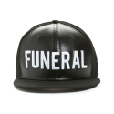 블랙스케일(BLACK SCALE) BLACK SCALE FUNERAL NEW ERA SNAPBACK