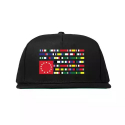 블랙스케일(BLACK SCALE) BLACK SCALE X DTA INTERNATIONAL HAT (Black)