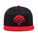 블랙스케일(BLACK SCALE) BLACK SCALE Connect Snapback (Red)
