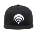 블랙스케일(BLACK SCALE) BLACK SCALE Connect Snapback (Black)