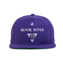 블랙스케일(BLACK SCALE) BLACK SCALE Blvck Knight Snap Back Purple
