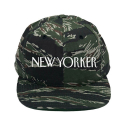 블랙스케일(BLACK SCALE) BLACK SCALE New Yorker Snap Back