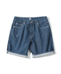 제로(XERO) Light Denim Shorts (#M47-5)