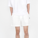 로우 투 로우(RAW TO RAW) FINE COTTON HOME SHORTS(WHITE)