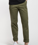 Basic Cotton Pants - KHAKI