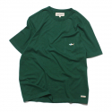 프랭크 도미닉(FRANK DOMINIC) SHARK ICON POKET T-SHIRT(GREEN)
