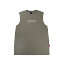 캉골(KANGOL) Needlepoint Sleeveless 3104 KHAKI