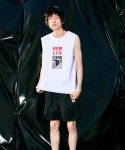 피스피스(PIECEPEACE) MEMORIAL BASIC SLEEVELESS WHITE