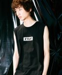 피스피스(PIECEPEACE) ECLAT BASIC SLEEVELESS BLACK