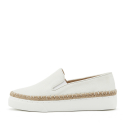 스틸몬스터(STEAL MONSTER) Palmer Slip On SBB031-WH