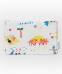 메인부스(MAINBOOTH) Vacationer Pouch(WHITE)