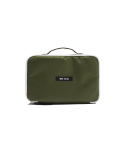 위크에이드(WEEKADE) BEAUTY POUCH TRAVEL_Khaki