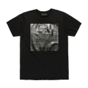 블랙스케일(BLACK SCALE) BLACKSCALE Black Parallel T-Shirt Black